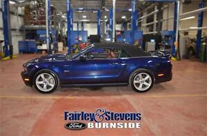 2012 Ford Mustang GT! Convertible!