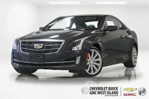 2015 CADILLAC ATS COUPE AWD PERFORMANCE