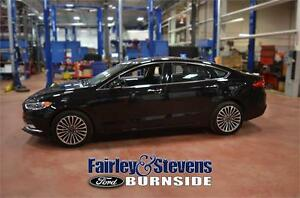 2017 Ford Fusion SE! Luxury!