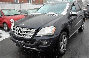 MERCEDES-BENZ ML350 BlueTEC DIESEL 2010 (NAVIGATION,BLUETOOTH)