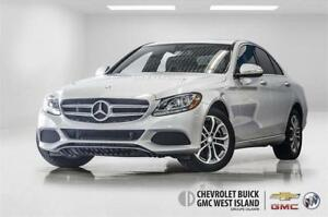 2015 Mercedes-Benz C-Class ** AWD ** CUIR ** BLUETOOTH **