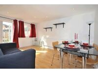 WEST - A large 1 or 2 bedroom ground floor conversion to rent close to the station in Raynes Park.