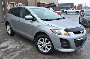 2010 Mazda CX-7 GS/AUTO/4CYL/AWD/MAGS/GROUPE ELECTRIQUE