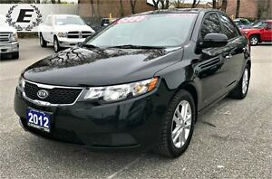 2012 Kia Forte EX | WITH HEATED SEATS AND BLUETOOTH