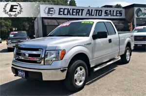 2013 Ford F-150 XLT 4x4 /TONNEAU COVER/RUNNING BOARD