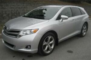 2013 TOYOTA VENZA LE AWD (3.5L V6, AIR, MAGS, FULL!!!)
