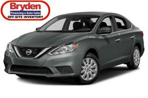 2016 Nissan Sentra S / 1.8L I4 / Auto / FWD **Fuel Efficient**
