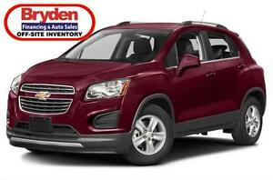 2016 Chevrolet Trax LT / 1.4L / Automatic / AWD *Like Brand New*