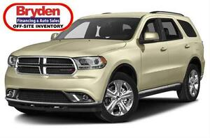 2015 Dodge Durango SXT / 3.6L / AWD **Full Sized Crossover**