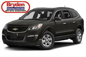 2017 Chevrolet Traverse LS / 3.6L v6 / Auto / All Wheel Drive