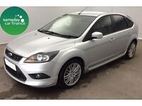 £160.52 PER MONTH SILVER 2011 FORD FOCUS 1.6 ZETEC S 5 DOOR DIESEL MANUAL