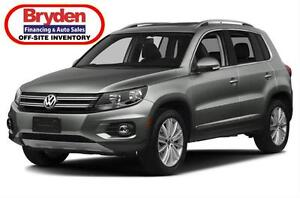 2016 Volkswagen Tiguan Special Ed. / 2.0L / Auto / AWD *Just in*