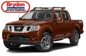2016 Nissan Frontier SV / 4.0L V6 / Auto / 4x4 *Mid-Sized Truck*
