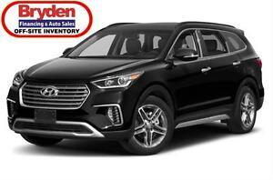 2017 Hyundai Santa Fe XL Ltd / 3.3L v6 / Auto / AWD