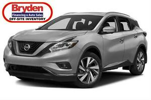 2016 Nissan Murano Platinum / 3.5L v6 / AWD **Super Low KM**