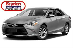2016 Toyota Camry LE / 2.5L / Auto / Front Wheel Drive