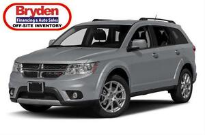 2016 Dodge Journey SXT / 2.4L / FWD / Auto **Best in Class**