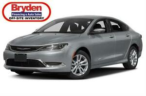 2016 Chrysler 200 Limited / 2.4L I4 / Auto / FWD **Great Ride**