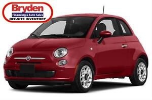 2015 FIAT 500 Sport / 1.4L I4 / FWD / Auto **Perfect Commuter**