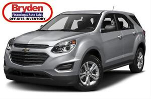 2016 Chevrolet Equinox LS / 2.4L / Auto / AWD **Surefooted**