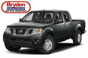 2016 Nissan Frontier SV / 4.0L V6 / Auto / 4x4