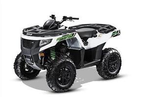 2016 ARCTIC CAT ALTERRA 700 XT WITH FREE WINCH AND PLOW