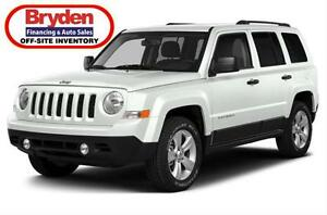 2016 Jeep Patriot North Edition / 2.4L / 4x4 **Affordable Unit**