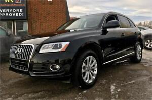 2014 Audi Q5 2.0L Nav, Leather Heated Seats,Blue tooth