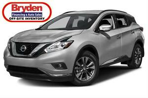 2015 Nissan Murano SV / 3.5L v6 / Automatic / All Wheel Drive