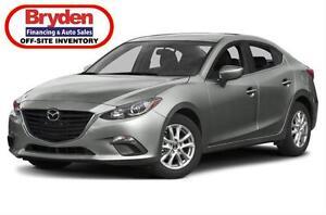 2016 Mazda3 GS / 2.0L I4 / Auto / FWD **