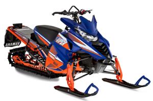 2015 Yamaha SR Viper MTX 162LE