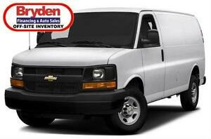 2016 Chevrolet Express 2500 2WT / 6.0L / Auto / Rear Wheel Drive