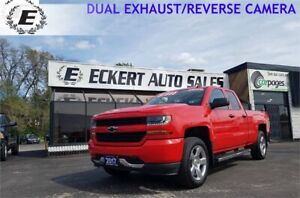 2017 Chevrolet Silverado 1500 Custom/DUAL EXHAUST/REVERSE CAMERA