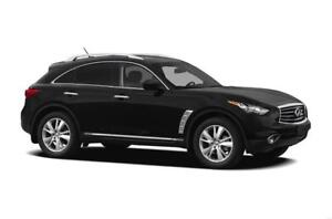 2012 INFINITI FX50 - Rates Low as 3.99%  *Instant Approvals*