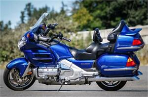 2001 HONDA GOLDWING GL1800 Excellent Condition