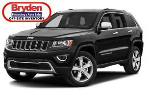 2016 Jeep Grand Cherokee Ltd / 3.6L V6 / 4x4