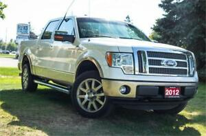 2012 Ford F-150 King Ranch! 4x4, V8 **MUST SEE**