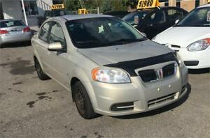 2009 Pontiac Wave G3 Aveo Automatique