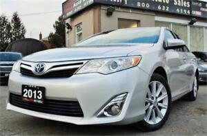 2013 Toyota Camry Hybrid XLE *ONLY 130k KM* NO ACCIDENTS* CERTIF