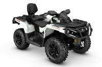 BEST DEAL ON A 2017 OUTLANDER MAX 1000XT, SNORKEL AND SKID PLATE Peterborough Peterborough Area Preview