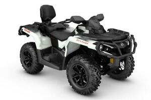 BEST DEAL ON A 2017 OUTLANDER MAX 1000XT, SNORKEL AND SKID PLATE