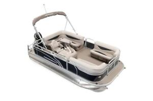 NEW & USED PONTOON BOAT CLEARANCE SALE