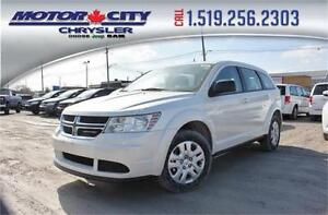 2017 Dodge Journey Canada Value Pkg lease for 39 mos