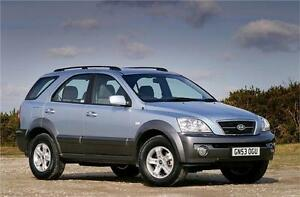 2003.5 KIA SORENTO LX ALL WHEEL DRIVE LEATHER!! FANTASTIC!