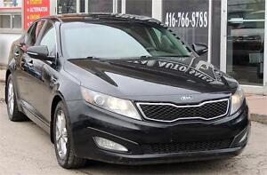 2013 Kia Optima EX Turbo+