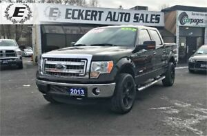 2013 FORD F150 XTR 4X4 WITH REVERSE CAMERA/UPGRADED RIMS
