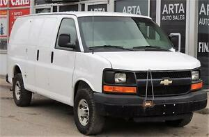 2011 Chevrolet Express Cargo Van*BACK UP CAMERA*SHELVES*2500*