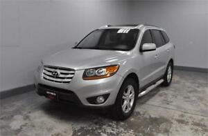 2010 Hyundai Santa Fe LIMITED 3.5 '''ACCIDENT FREE''' AWD