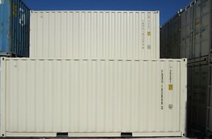 20'st new shipping container