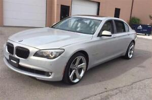 2012 BMW 7 Series 750Li xDrive **1 YEAR WARRANTY**